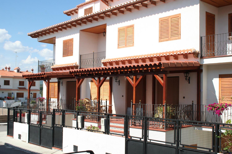 Porches de madera for Definicion de terraza