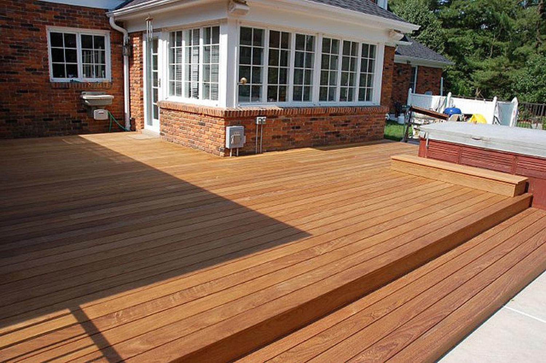 Tarimas de exterior para terrazas y piscinas for Cubrir suelo terraza