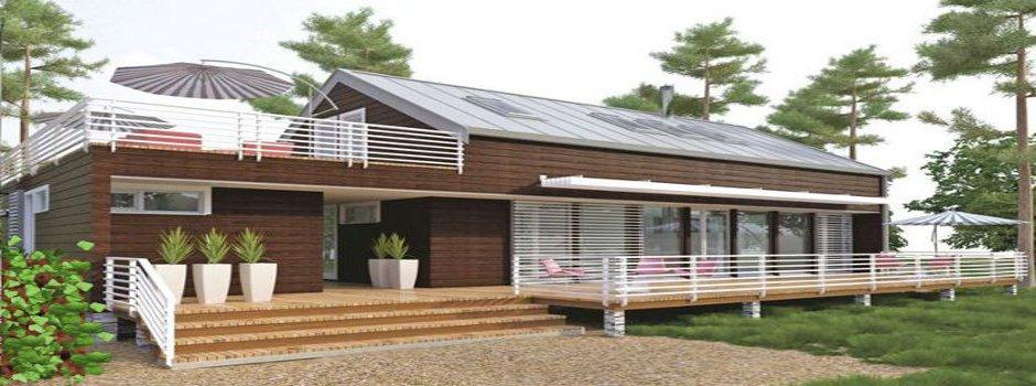 Casas de madera valencia madrid monteb lsamo - La casa de madera valencia ...