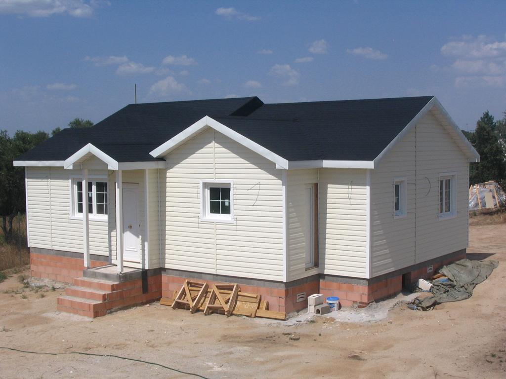 Casas prefabricadas casas de madera - Maderas para casas prefabricadas ...