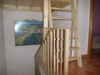 Altillo en hueco de escalera
