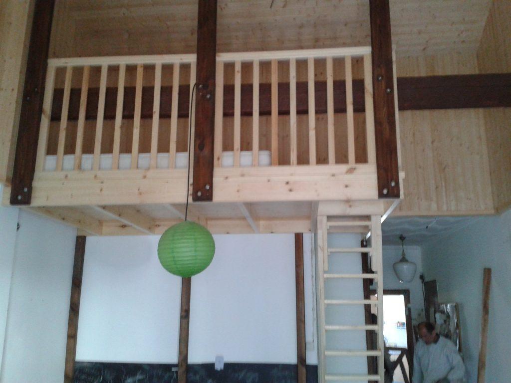 Altillos buhardillas - Altillo de madera ...