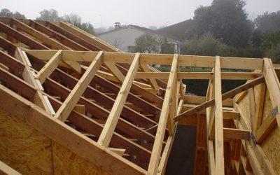 Cómo se hace una casa de madera