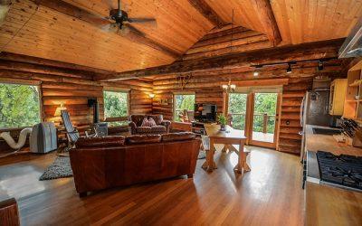 ¿Qué sabemos sobre las casas de madera?