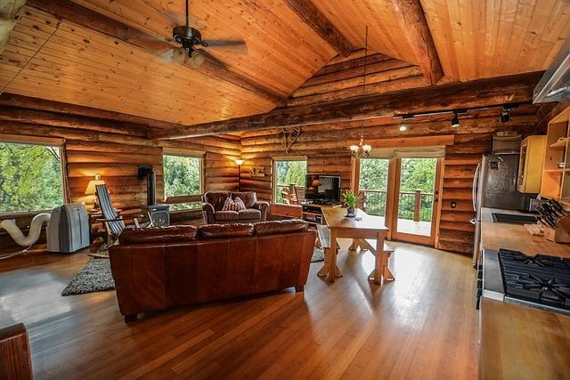 curiosidades de las casas de madera