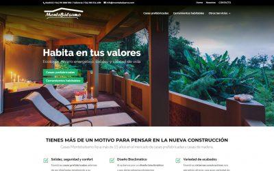 Bienvenidos a la nueva página web de Montebalsamo